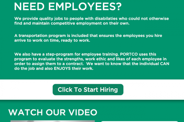 Portco - Hire - Email