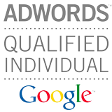 Google Adwords Qualified Individual Logo