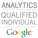 Google Analytics Qualified Individual Logo
