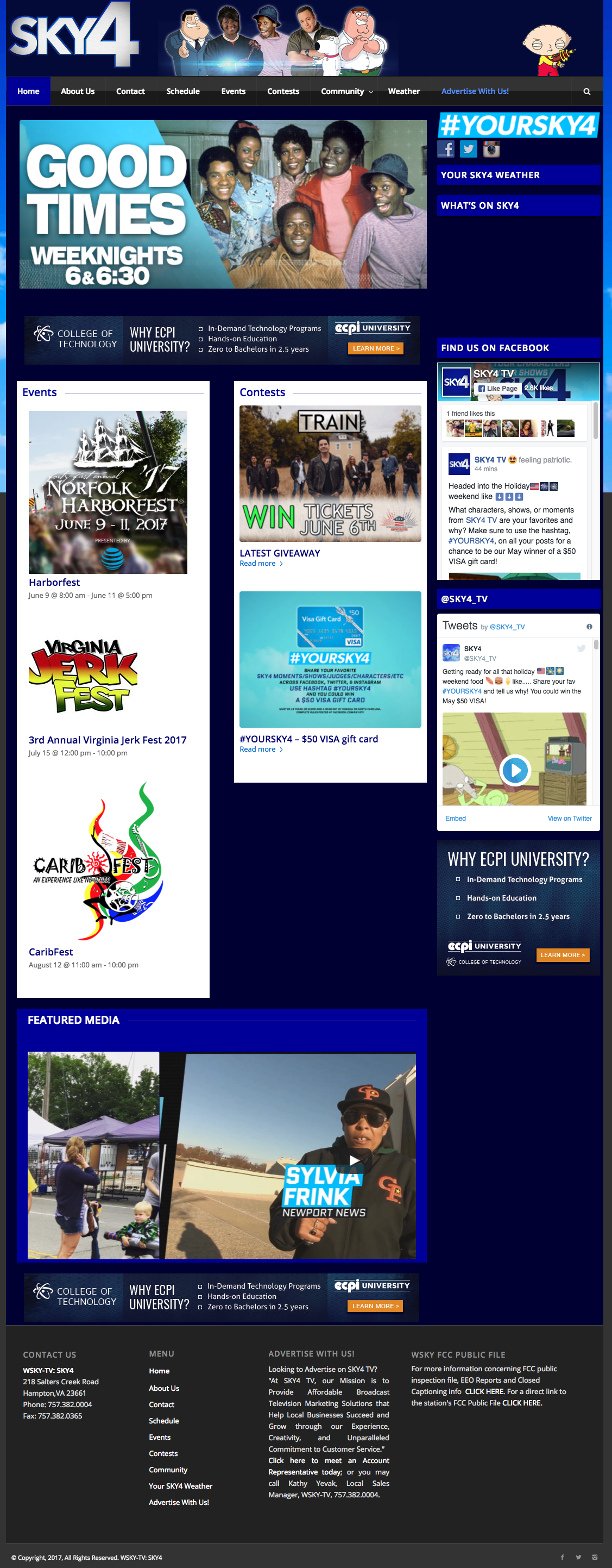 Website - Sky4
