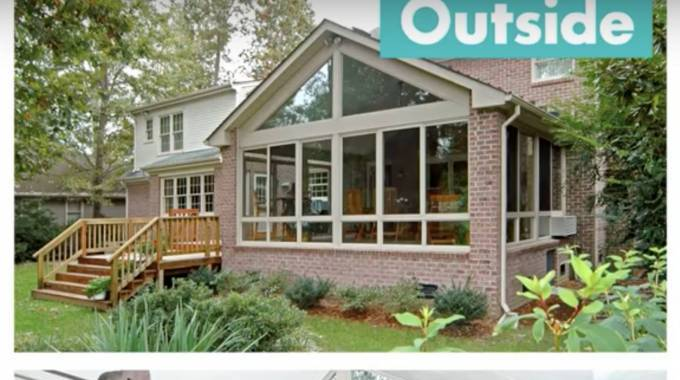 ECCO Sunroom & Awning  – Before/After