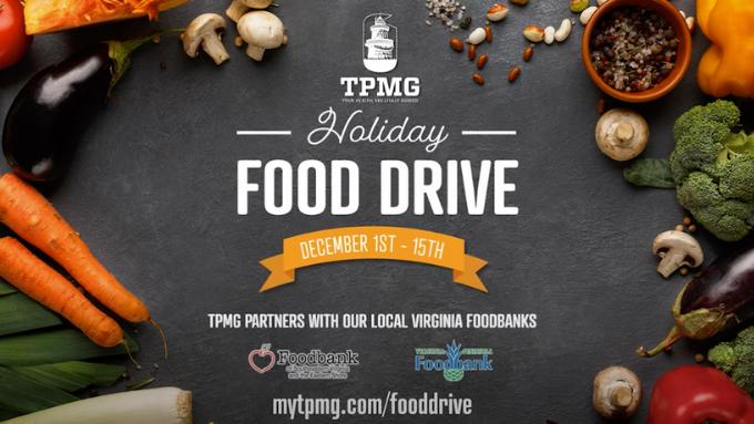 TPMG – 2020 Food Drive